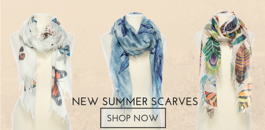 Wholesale Summer Scarves Los Angeles