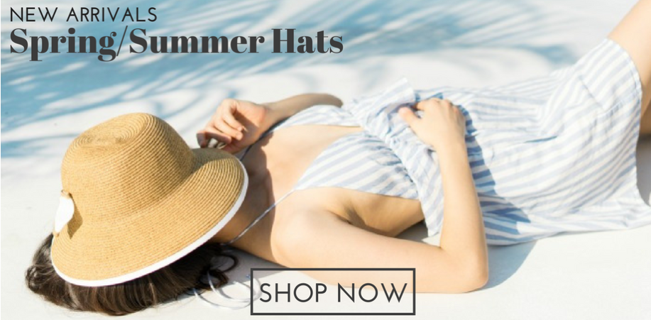 Wholesale Straw Hats - New Wholesale Womens Summer Hats