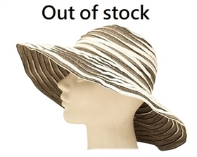 wholesale reversible ribbon crusher hat