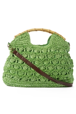 Crochet Bag Strap : wholesale crochet straw bag shoulder strap