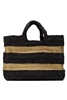 wholesale metallic cornhusk handbag