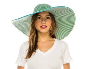 Wholesale Sun Hats Glamorous Wide Brim