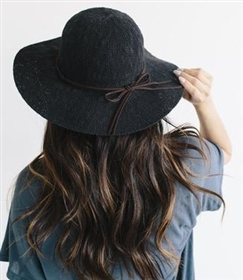 wholesale floppy hats knit wide brim