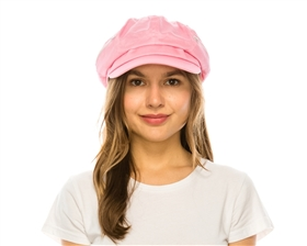 wholesale two dollar newsboy cap for girls