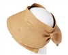 Wholesale Straw Sun Visor Hats