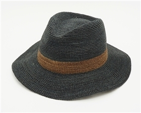 Wholesale Organic Raffia Hats - Panama Hat