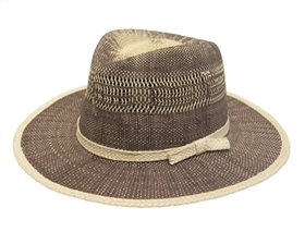 wholesale ombre toyo straw panama hat