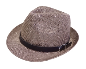 Wholesale Fedora Hats w/ Sequins