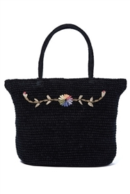 wholesale velvet tote bags purse embroidery