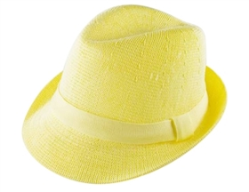 wholesale 2 dollar fedora hats fall