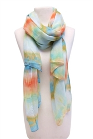 wholesale zigzag pattern scarf