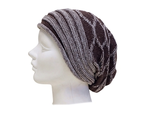 wholesale beanies honeycomb pattern