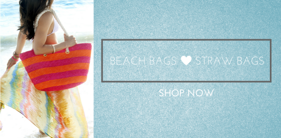 Wholesale Straw Bags - Beach Bags