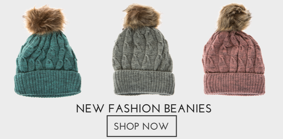 Wholesale Fashion Beanies Los Angeles