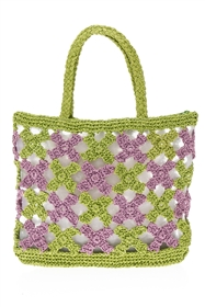 wholesale Toyo Crocheted Handbag