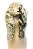 wholesale summer scarves butterfly print