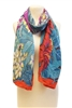 wholesale summer scarf - tropical print