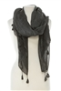 wholesale ladies scarves with tassels