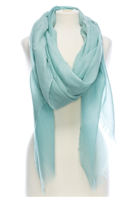 wholesale sheer scarves - soft textured viscose scarf