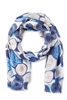 Wholesale Summer Scarves - Circle Print Scarf