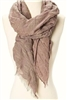 wholesale ladies scarves textured burnout pattern