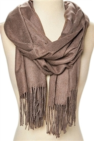 wholesale ladies scarves marled pashmina fringe