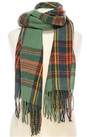 wholesale blanket scarves plaid scarf fall winter