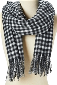 Wholesale Blanket Plaid Scarves - Wholesale Plaid Winter Scarves - Wholesale Plaid Fall Scarves - Wholesale Checkered Scarves