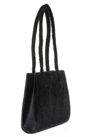 wholesale Stiff Velvet Purse