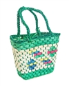 wholesale kids easter baskets children straw basket