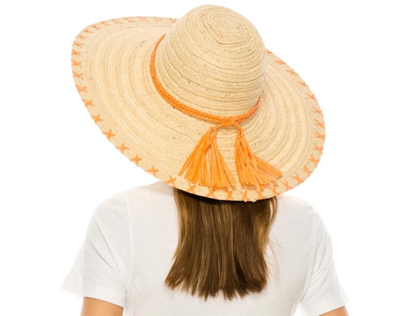Floppy Straw Sun Hats Wholesale - Wide Brim Straw Beach Hats 7796c767d6b