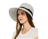 wholesale facesaver hat - stitched ribbon hat