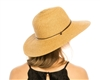 Wholesale Straw Sun Hats Chin Cord Womens Hat