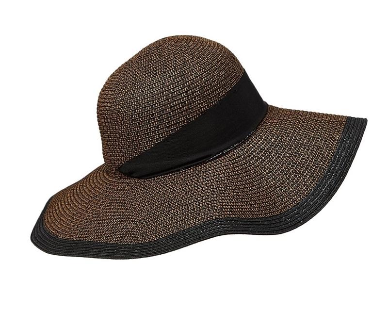 3fd78ae0ada850 Women's Wholesale Large Floppy Hats Tweed Straw Sun Hat