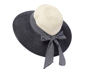 Wholesale Ladies Straw Hats - Lampshade Summer Hat