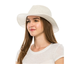 wholesale panama hats - glitter hats wholesale - crochet straw womens summer hat wholesale