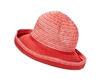 wholesale upf 50 hats ladies packable sun protection hat