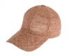 wholesale orangic raffia straw hats caps