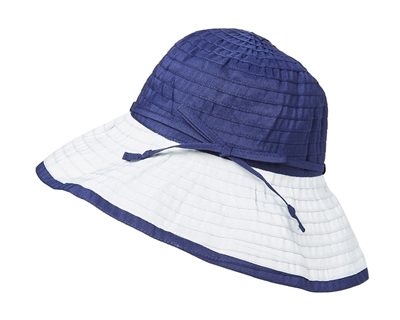Wholesale Convertible Ribbon Sun Hat Womens Beach Straw Sun Hat 5605a9b7d41