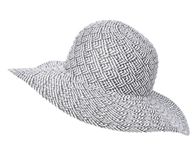 Wholesale 2-Tone Floppy Sun Hat