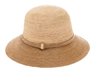 dfec8f9edc6 Wholesale Fine Crochet Raffia Bucket Hat Womens Beach Straw Sun Hat