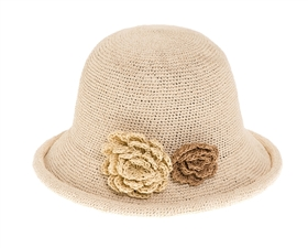 wholesale cloche hats - fancy hats straw summer hat