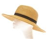 wholesale Heather Sun Hat w/ Band