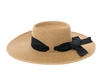 Wholesale Gambler Wide Brim Hat w/ Sash