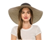 Wholesale Heathered 2-Tone Sun Hat