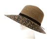 Wholesale Leopard Print Lampshade Hat