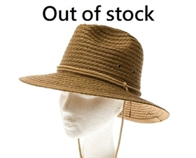 Wholesale Straw Safari Hat