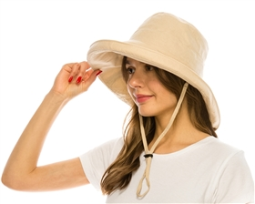 Wholesale UPF 50 Hats Packable Sun Hat - Buy Wholesale Sun Protection Travel Hats in Bulk - USA Hat Wholesaler Los Angeles