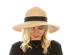 Foldable Packable Roll-Up Sun Hats - Wholesale Womens Travel Hats