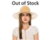 Wholesale Womens Straw Safari Hats - Fashion Hats Wholesale Los Angeles USA Hat Wholesaler
